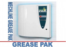GREASE PAK by MECHLINE - K.F.Bartlett LtdCatering equipment, refrigeration & air-conditioning